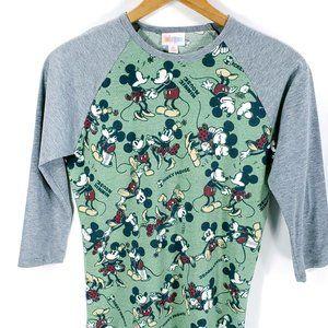 Disney Mickey & Minnie Mouse Lularoe Randy Shirt